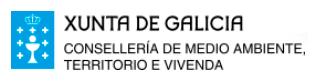 Xunta de Galicia Concellería de medio ambiente, territorio e vivienda